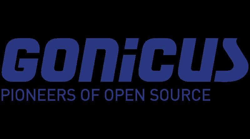 Logo von GONICUS